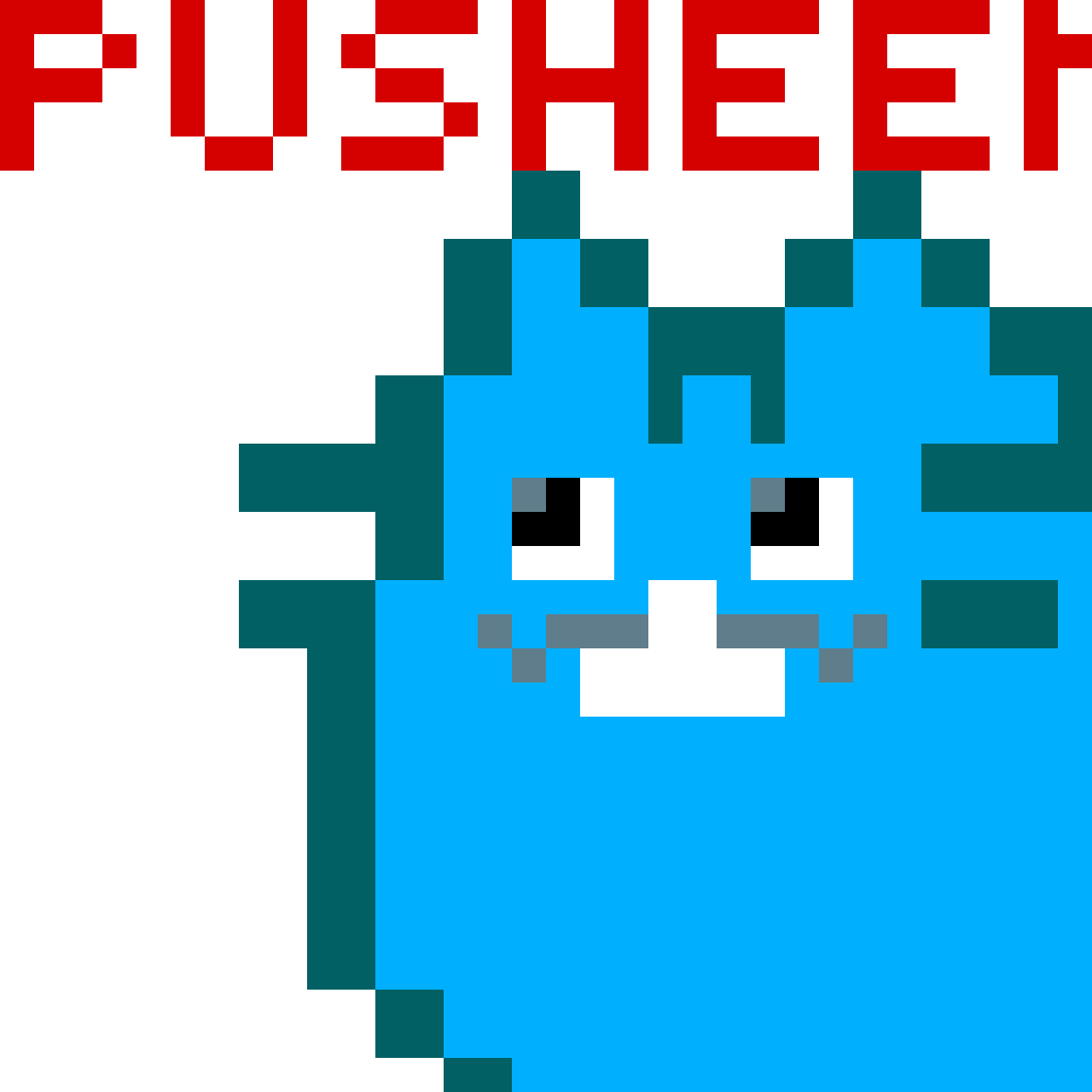 Pusheen de Fat (pusheen the cat) by minidancer24