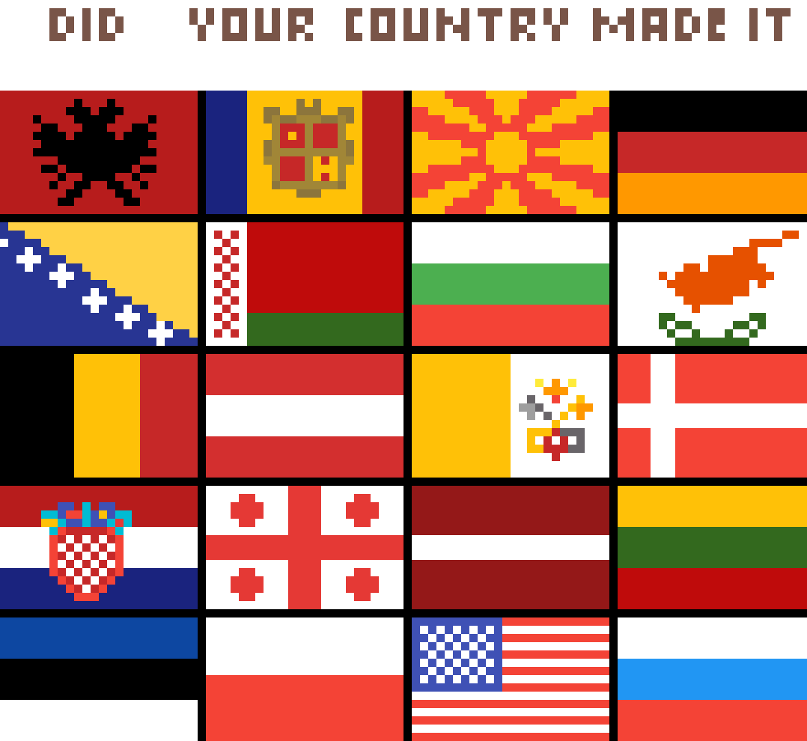 Countries (1) by Augaxel