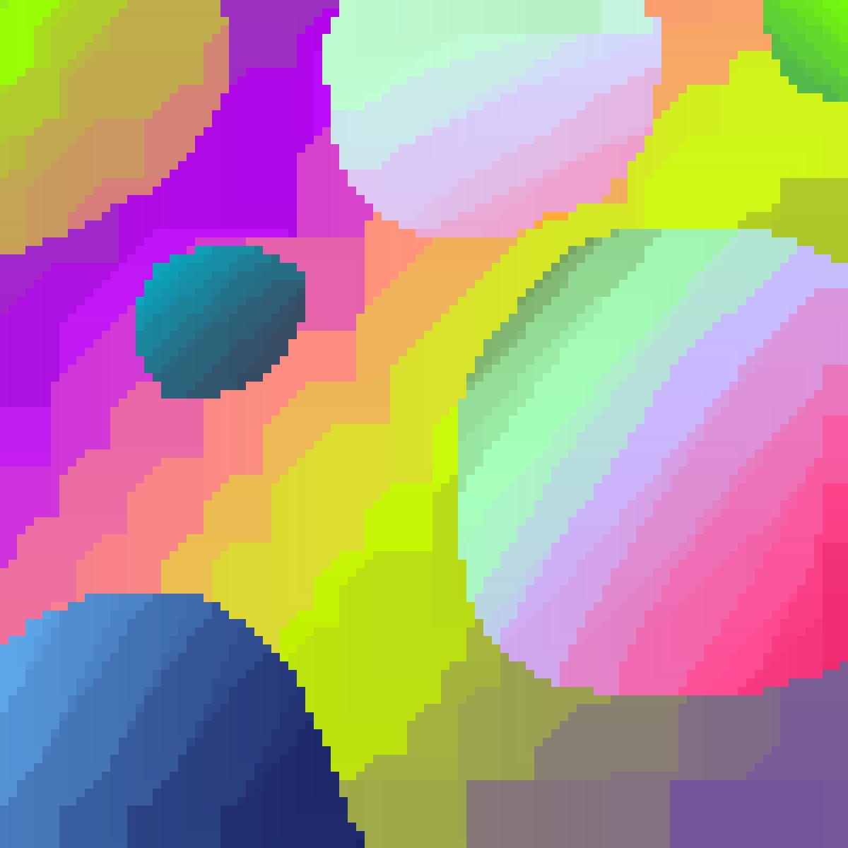 Hollow Rainbow by Uravity