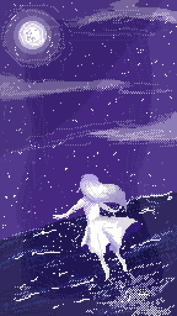 main-image-follow the stars, rei  by cherii-popsicle