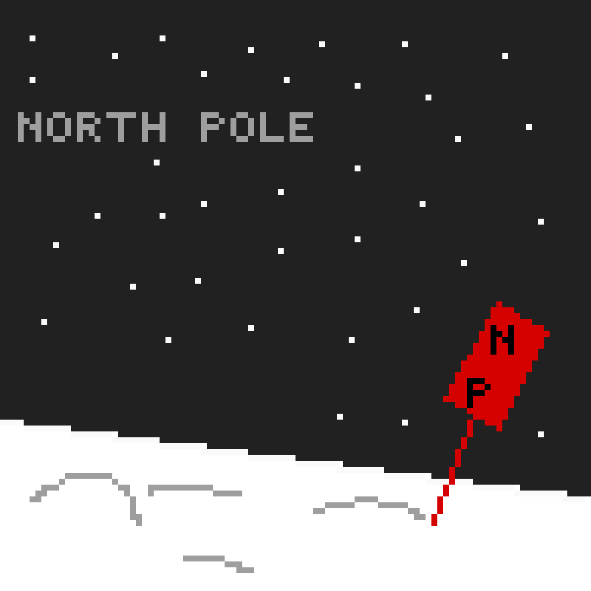 North Pole (edited) by Lord-Ainz