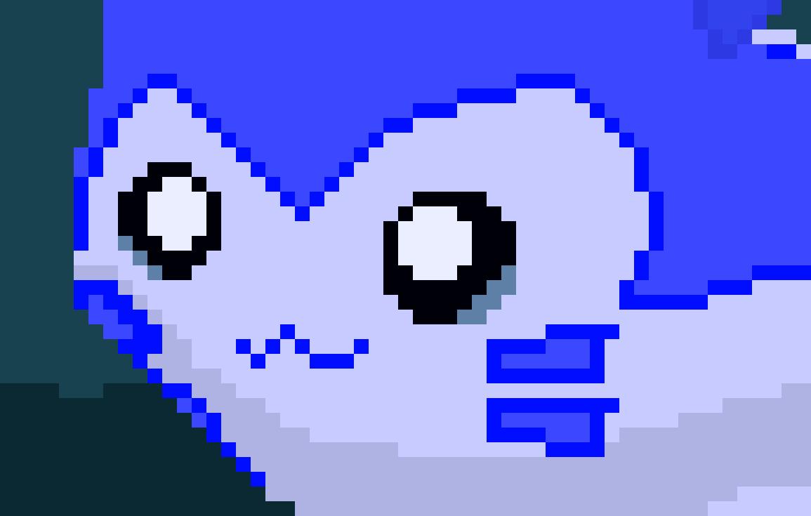 main-image-Furret(blue fox variation)  by Devaedra