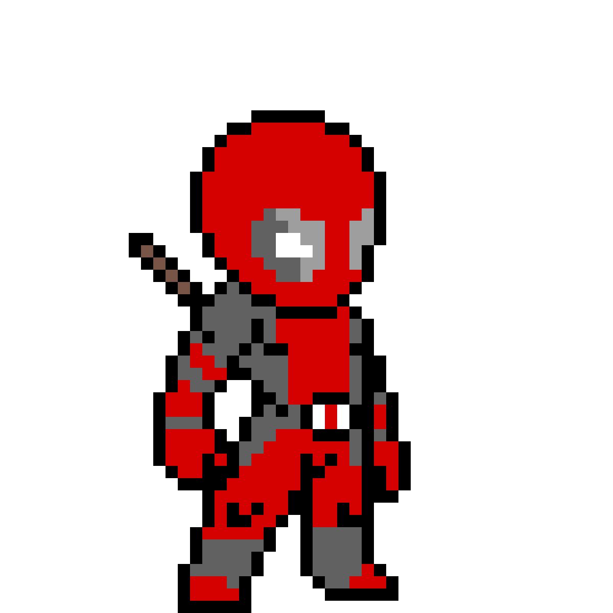 Deadpool by PixelNinja1818