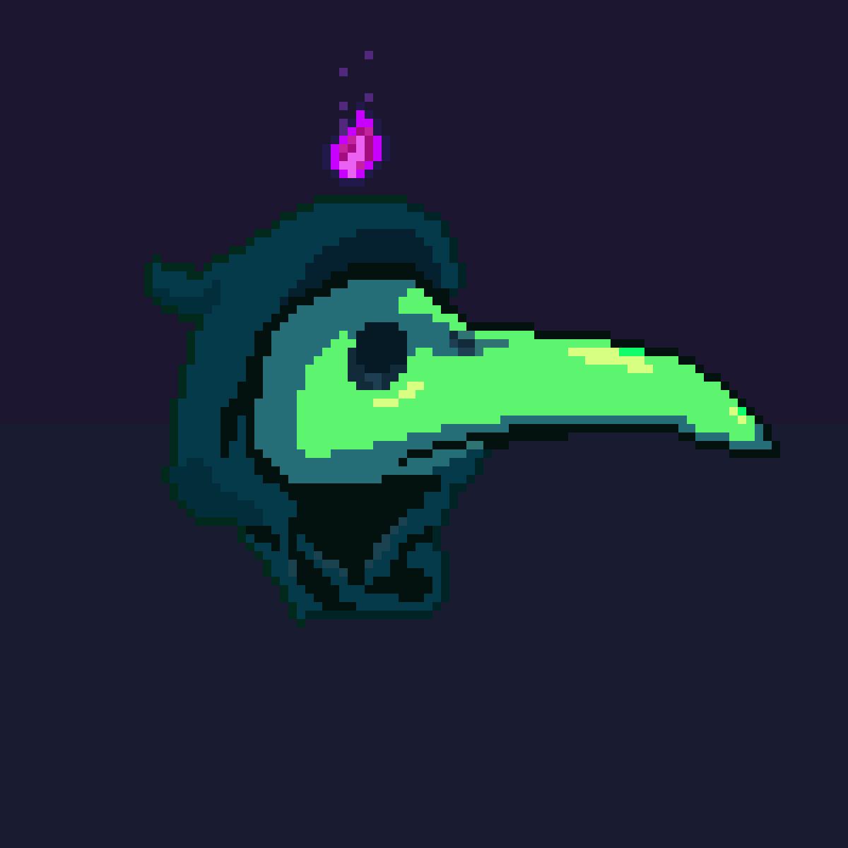 main-image-Plague Knight  by PixelBird