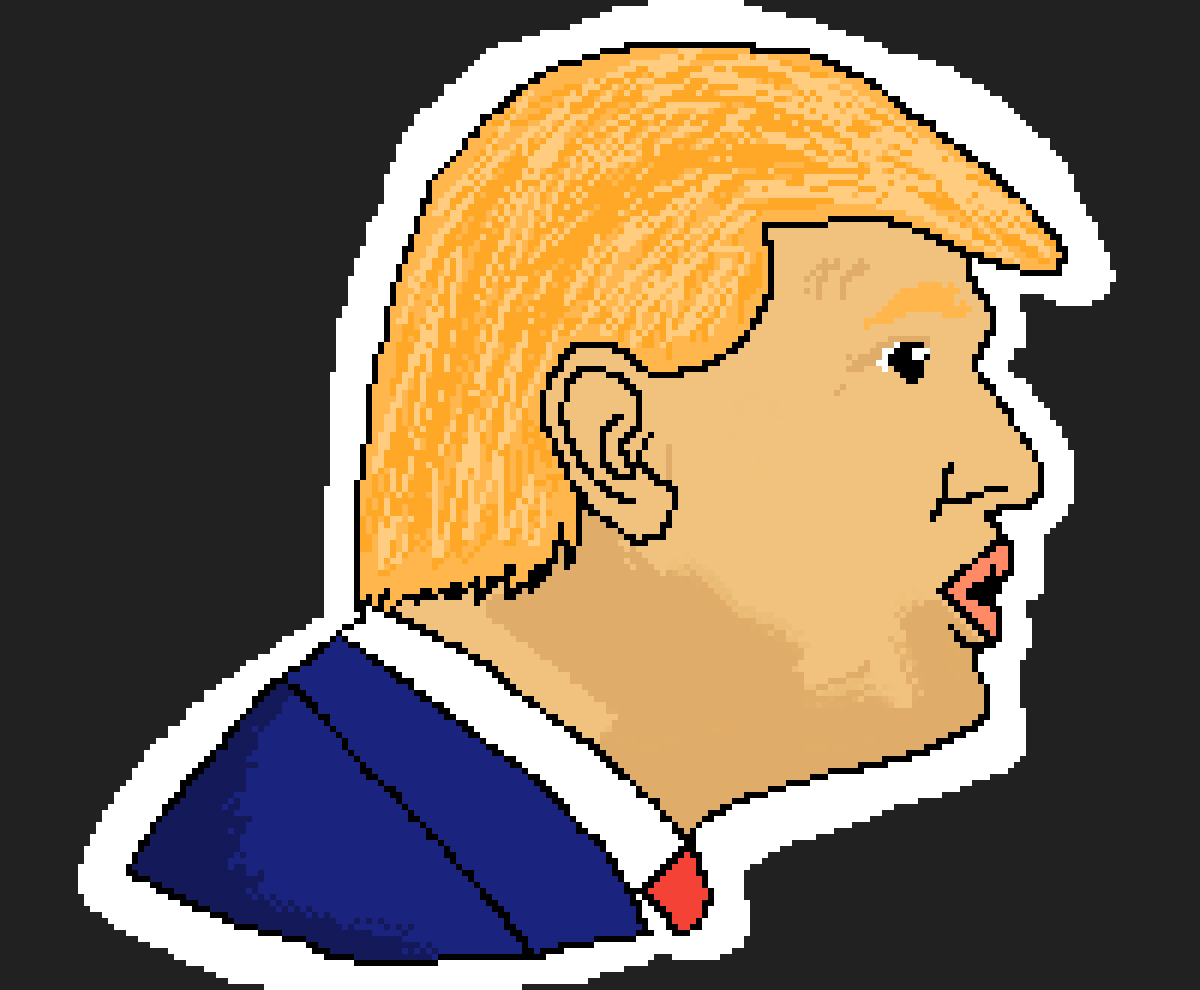 main-image-Donald Trump  by Master-Ducky