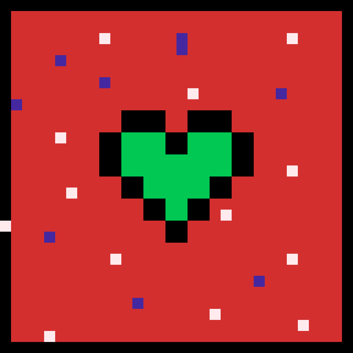 Christmas heart truth by LoveBeth