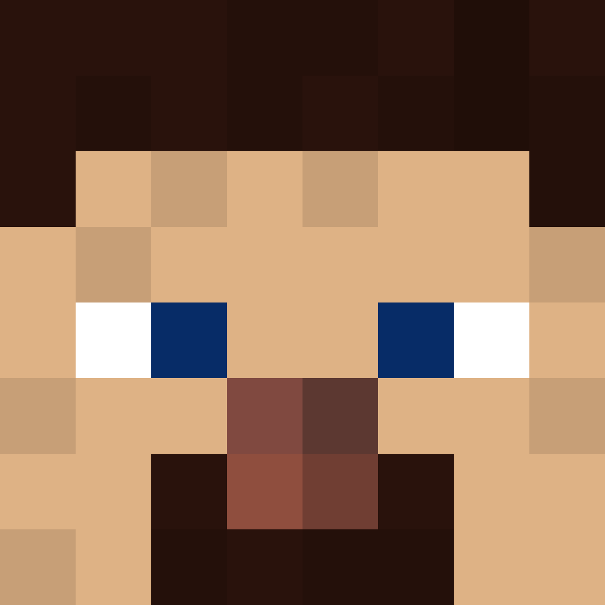 Minecraft steve!!! by Evdog711