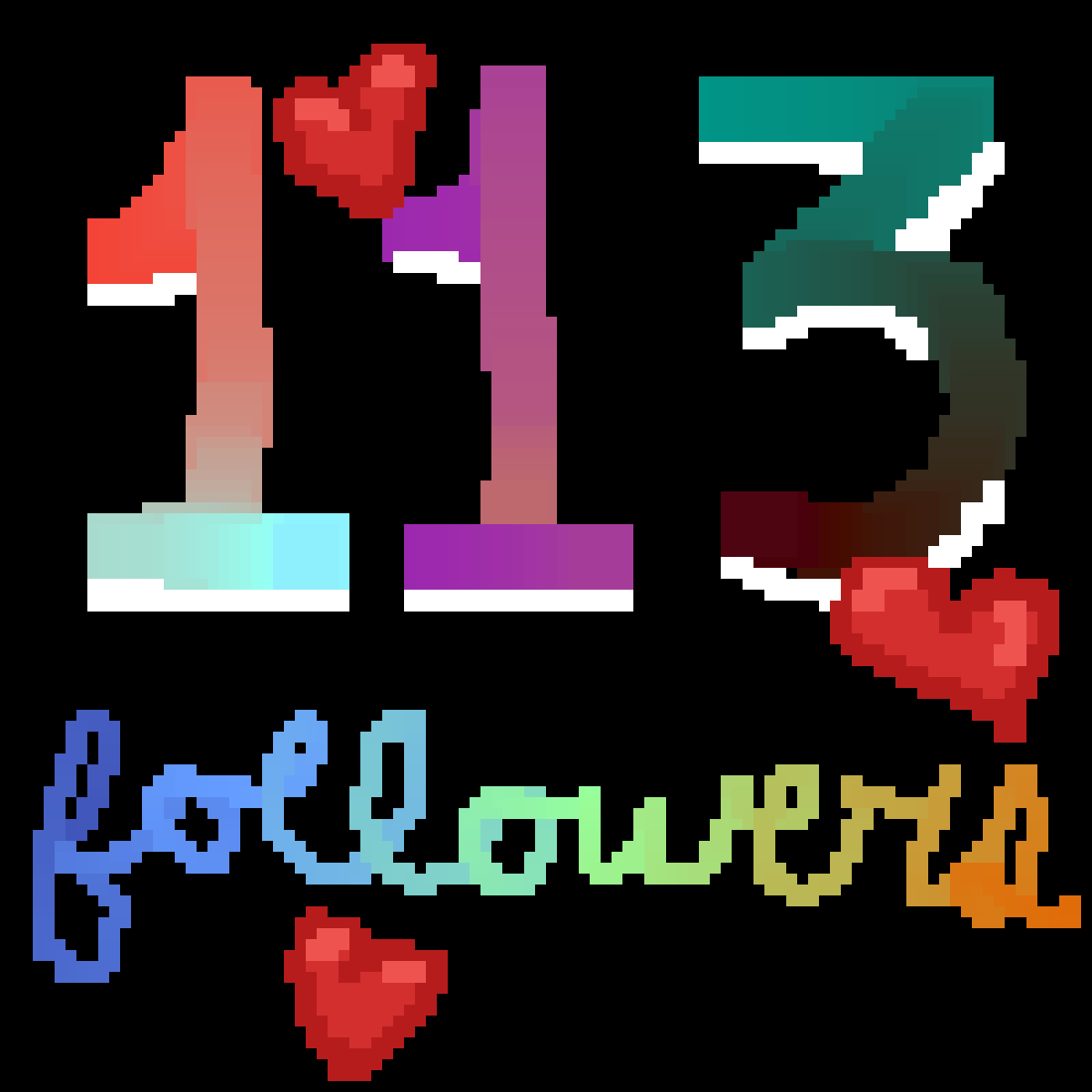 FOLLOWERS SPECIAL by CaitlynRae121