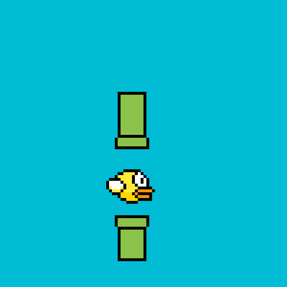 Flappy Bird by Mrmimeisawesome