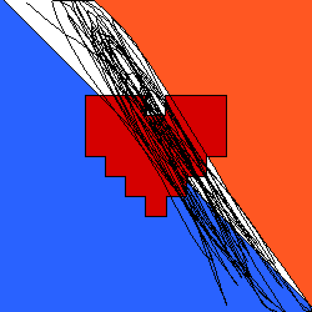 Abstract art (remake) by Cactusman42