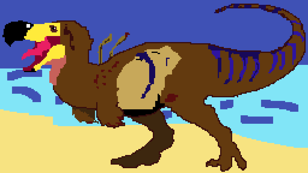 Dodorex (Ark Survival Fear Evolved)