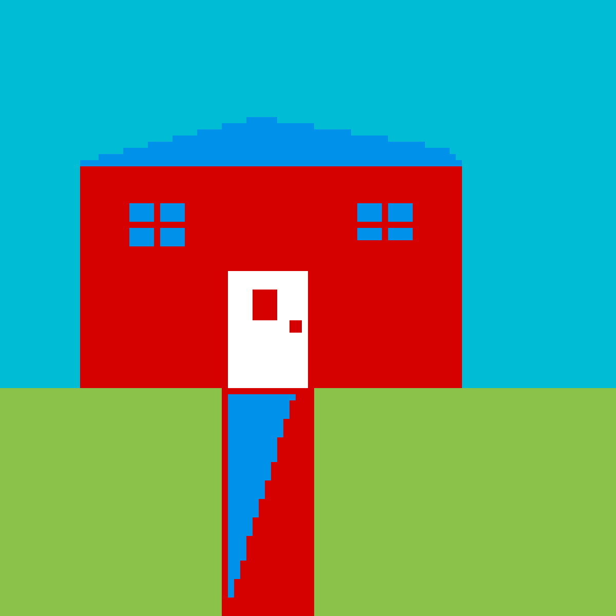 my house by rts
