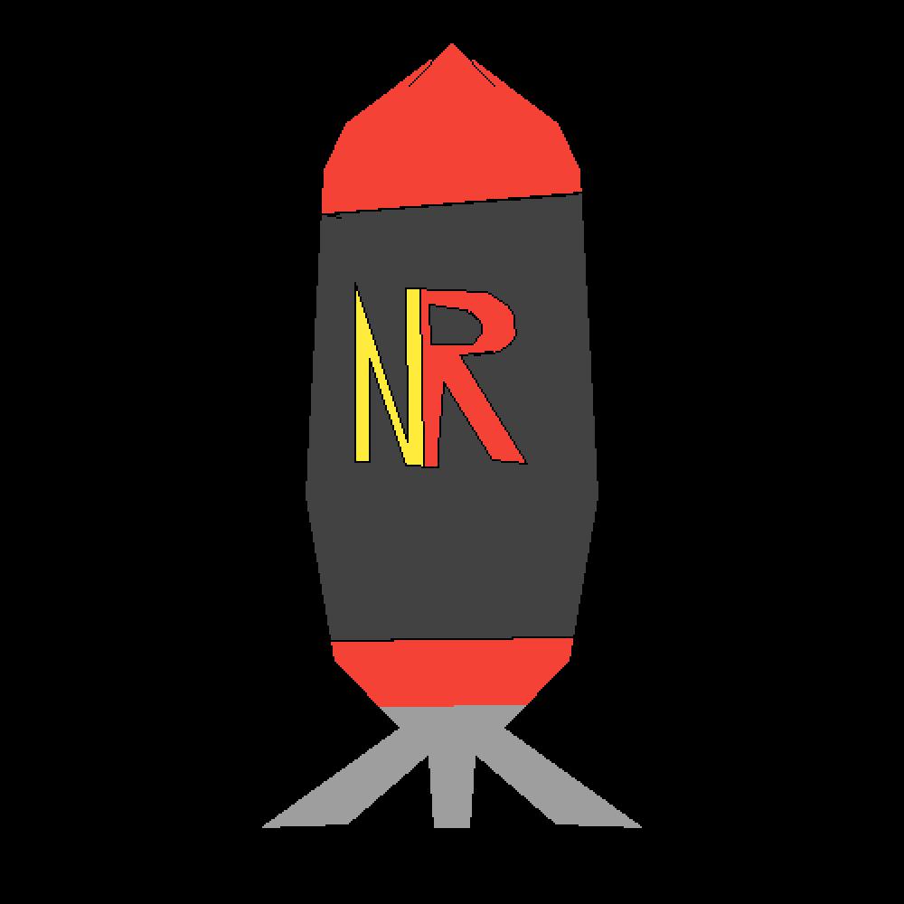 Pixilart Team Nega Rocket Symbol By Thenewyue12