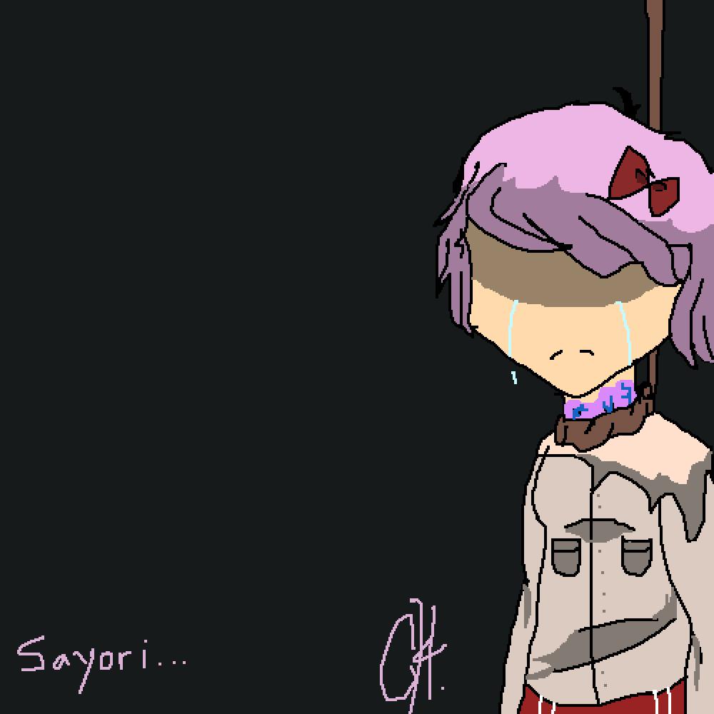 Sayori. by ChaotixSW