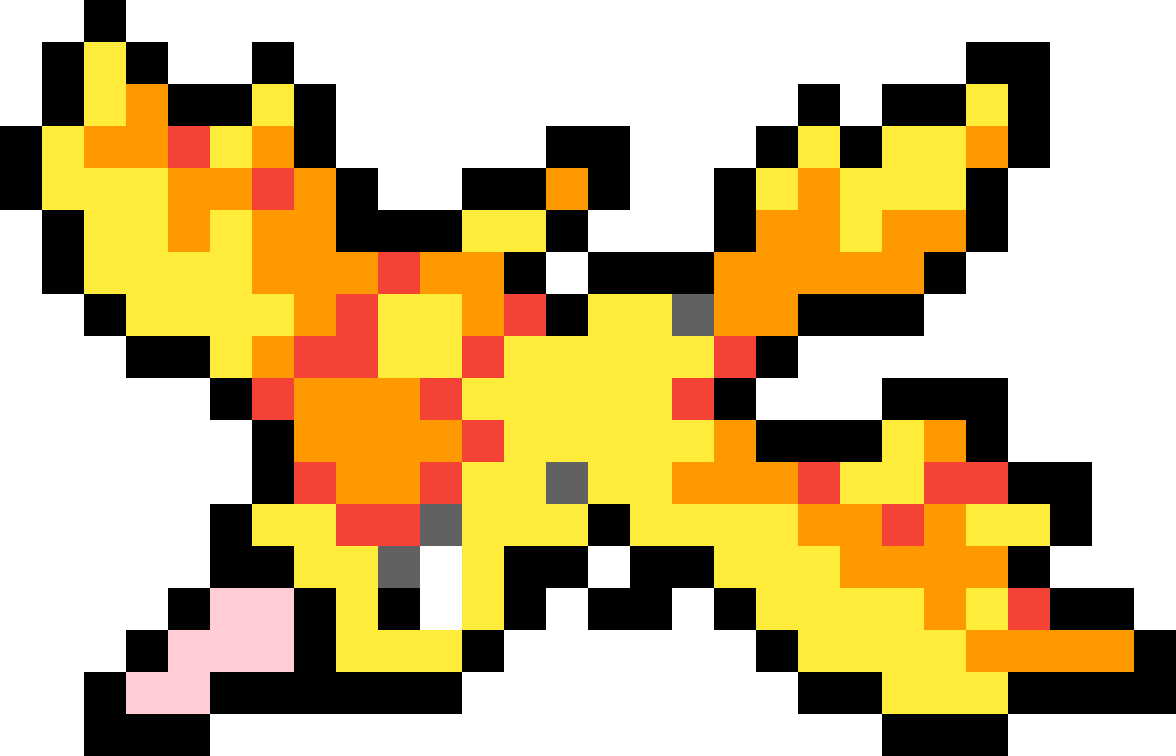 Moltres (ignore hashtags) by owline