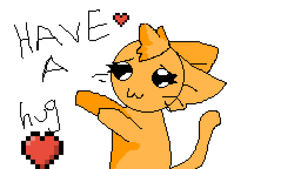 have a hug uwu im lonely too OnO by JayHeart910