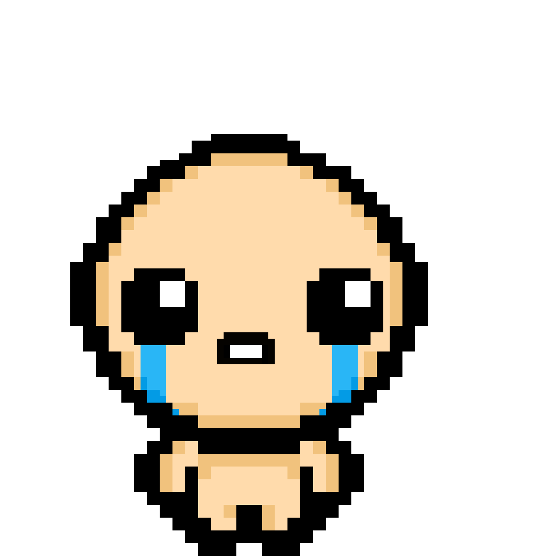 The binding of isaac by MrFez