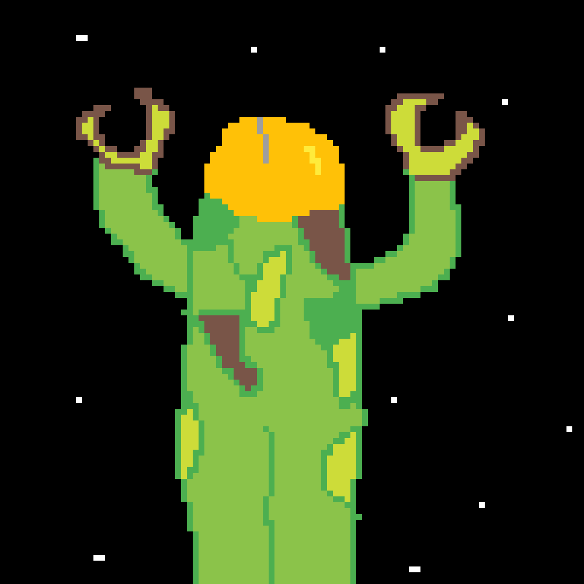 Space man by Death6669