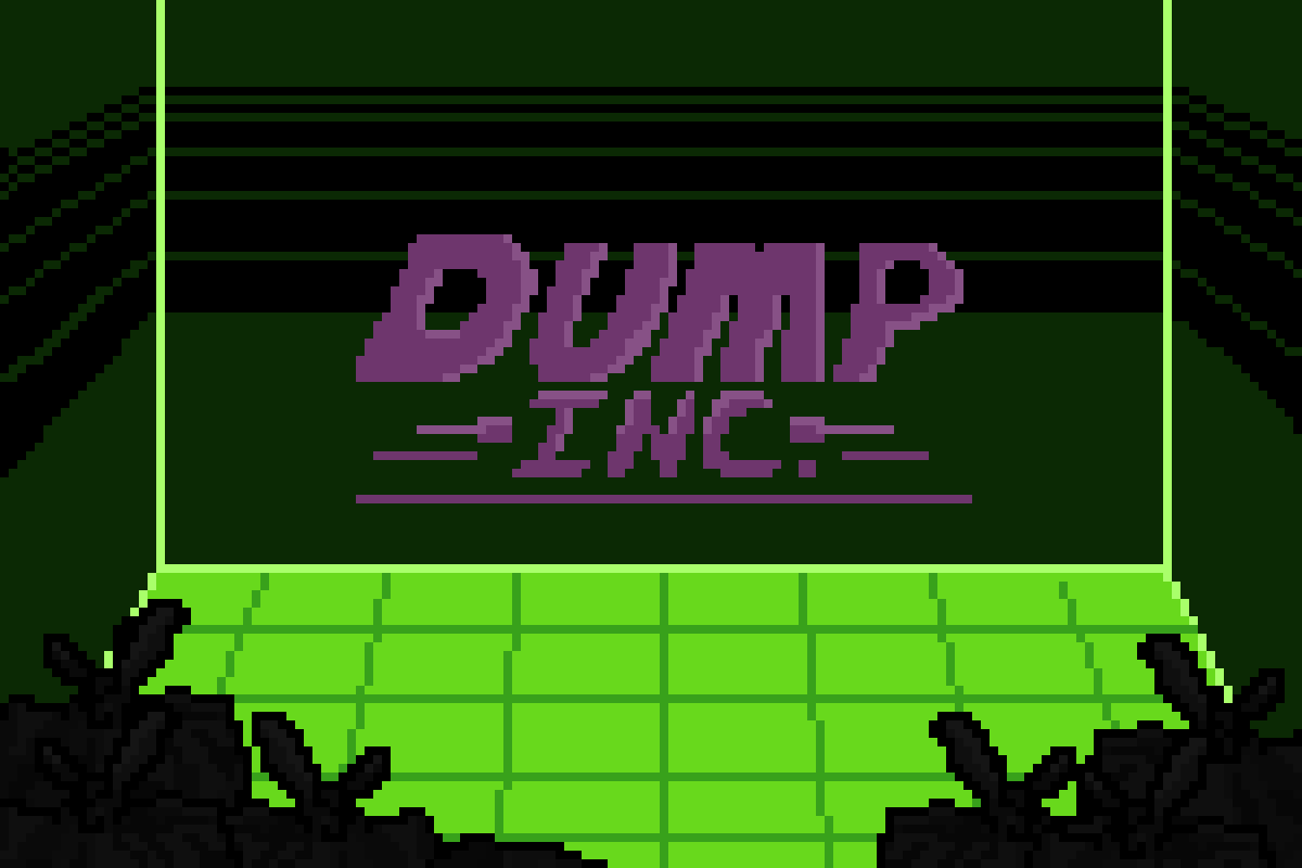 Dumpster Dave Game Stage by Echolitus