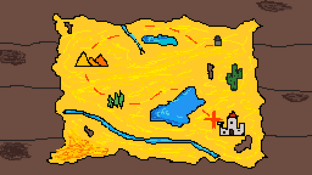 main-image-Map For The Challenge  by RISK536