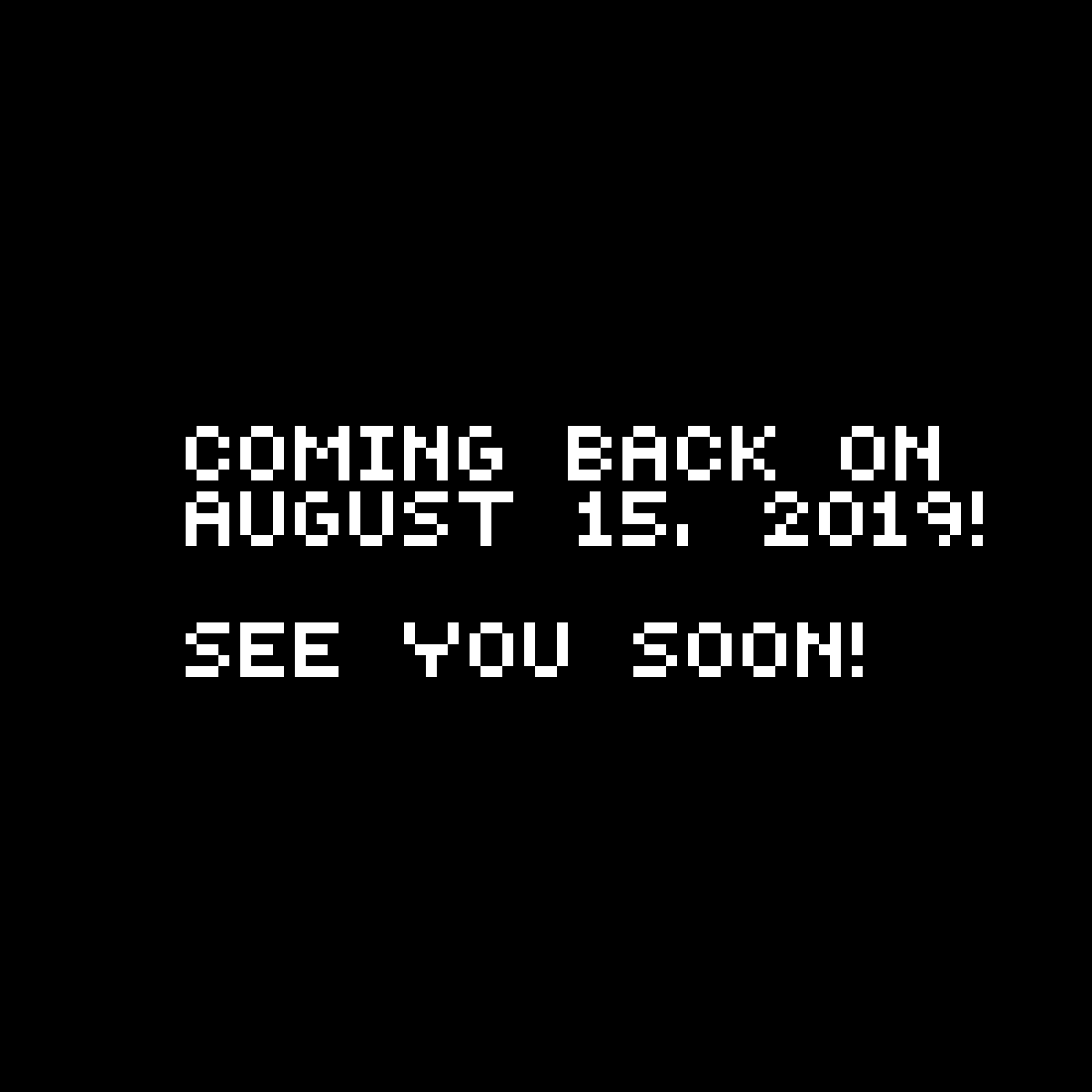 announcement by Weegee123