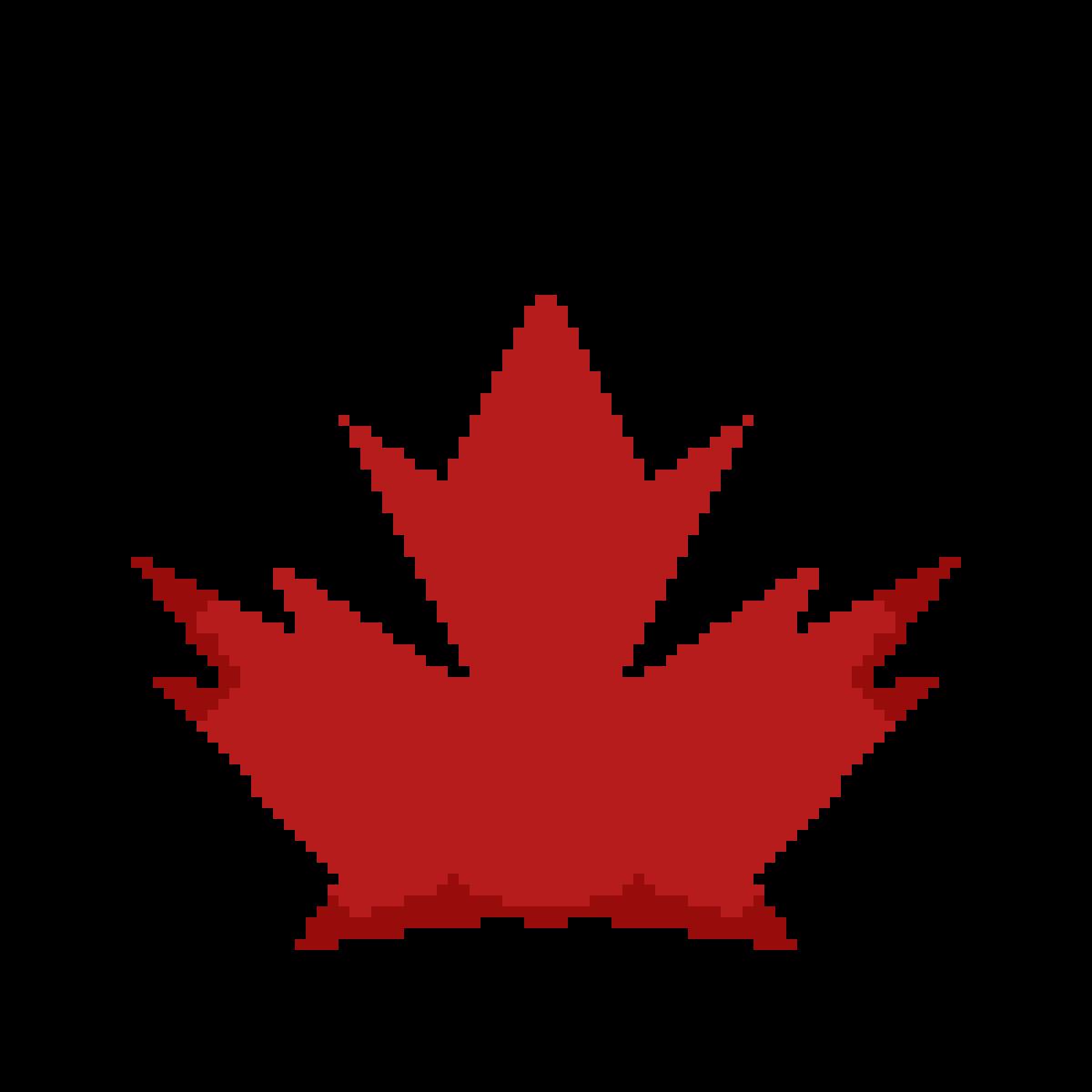 A maple leaf by Zyragoon