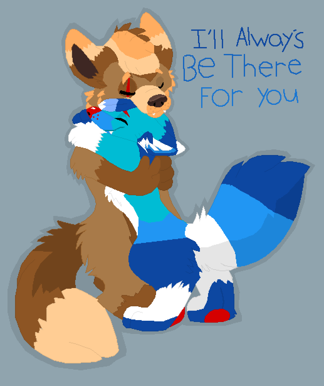 i'll always be there for you by NELTON