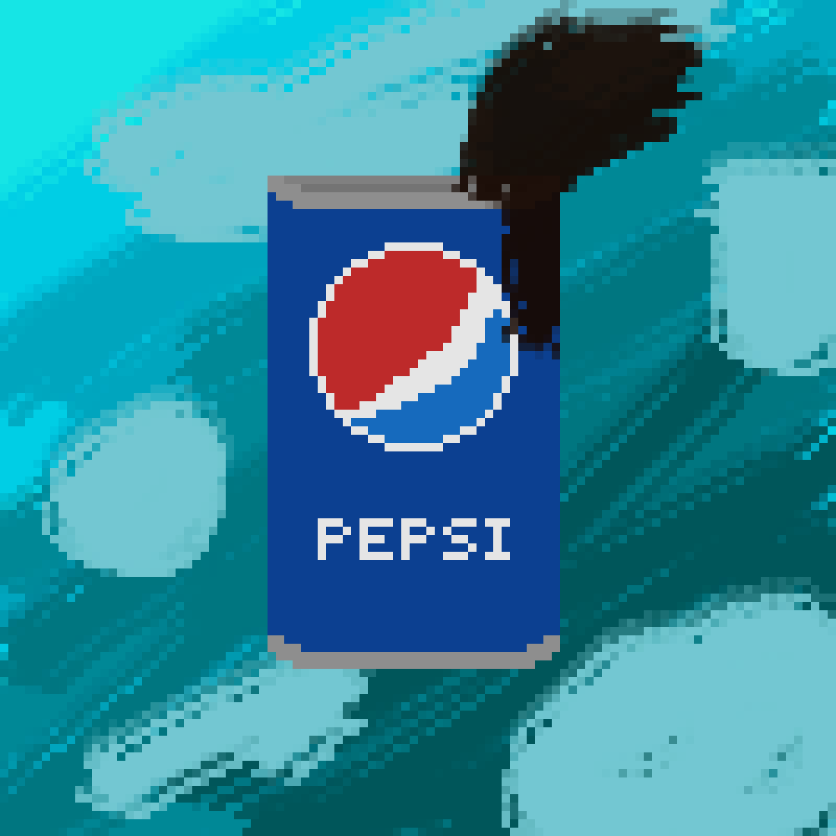 Pepsi Soda Can by Angrybird9453