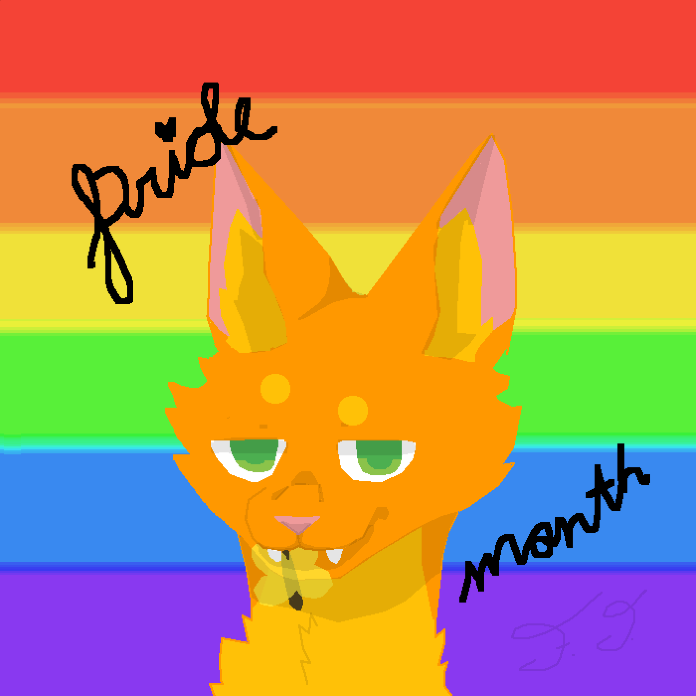 Pride Month by The-Frizzler