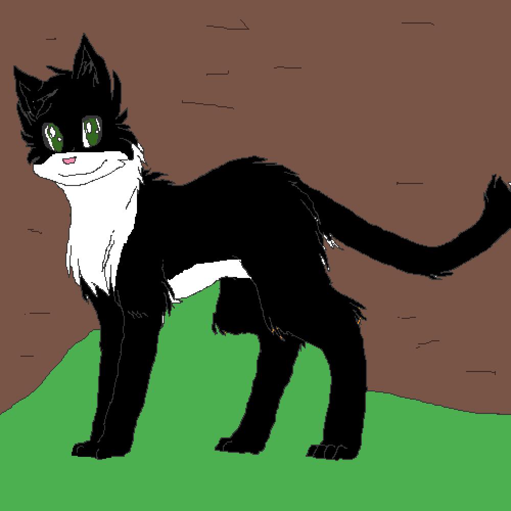 Warrior Cat by Dragon-Warrior