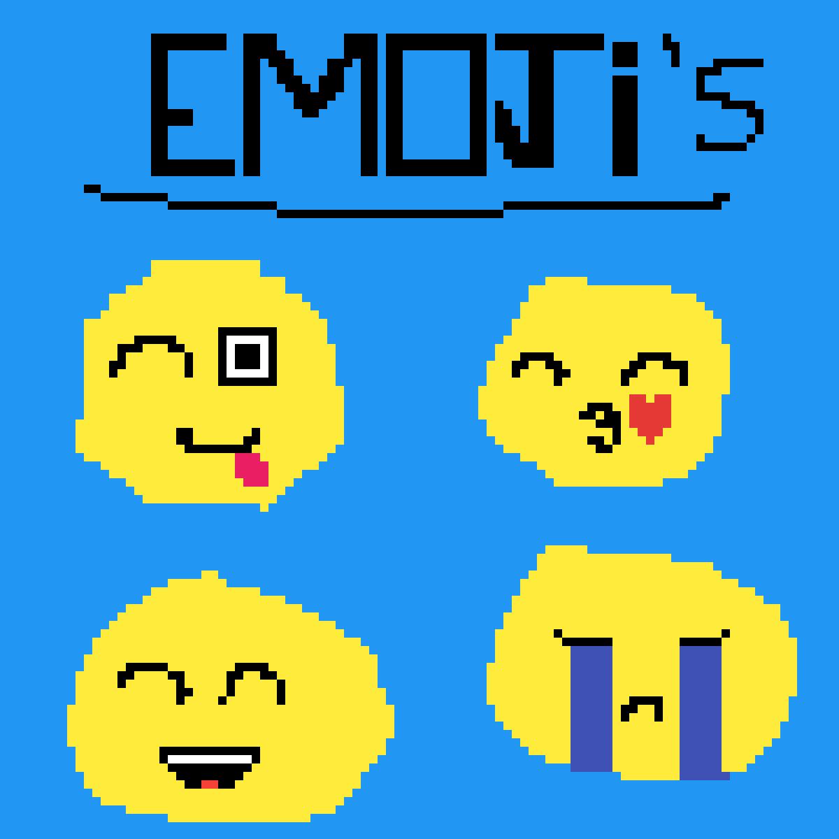 Emoji's by Caulfeild
