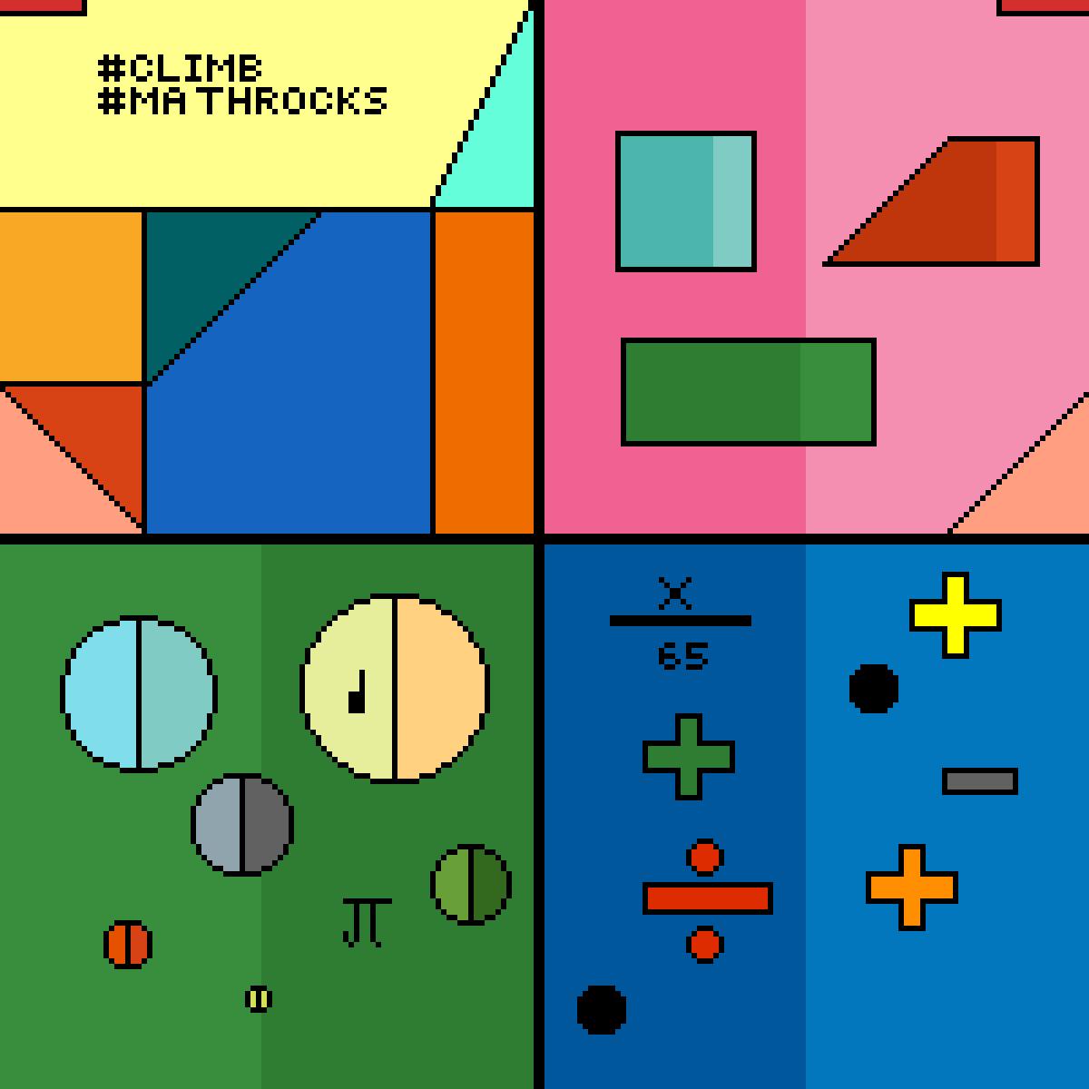 BAM math rocks!!!! by Syringe