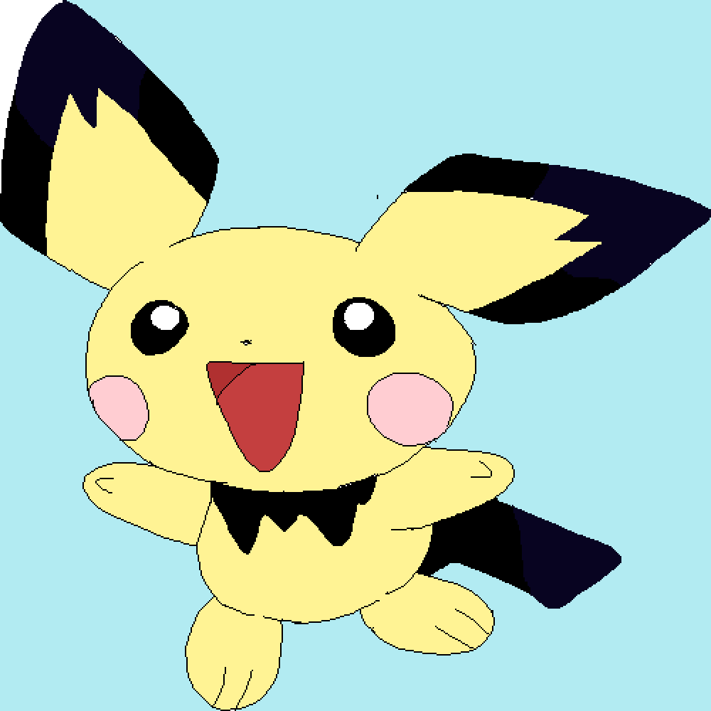 main-image-Pichu ^^  by Kaitlyn-Wolf