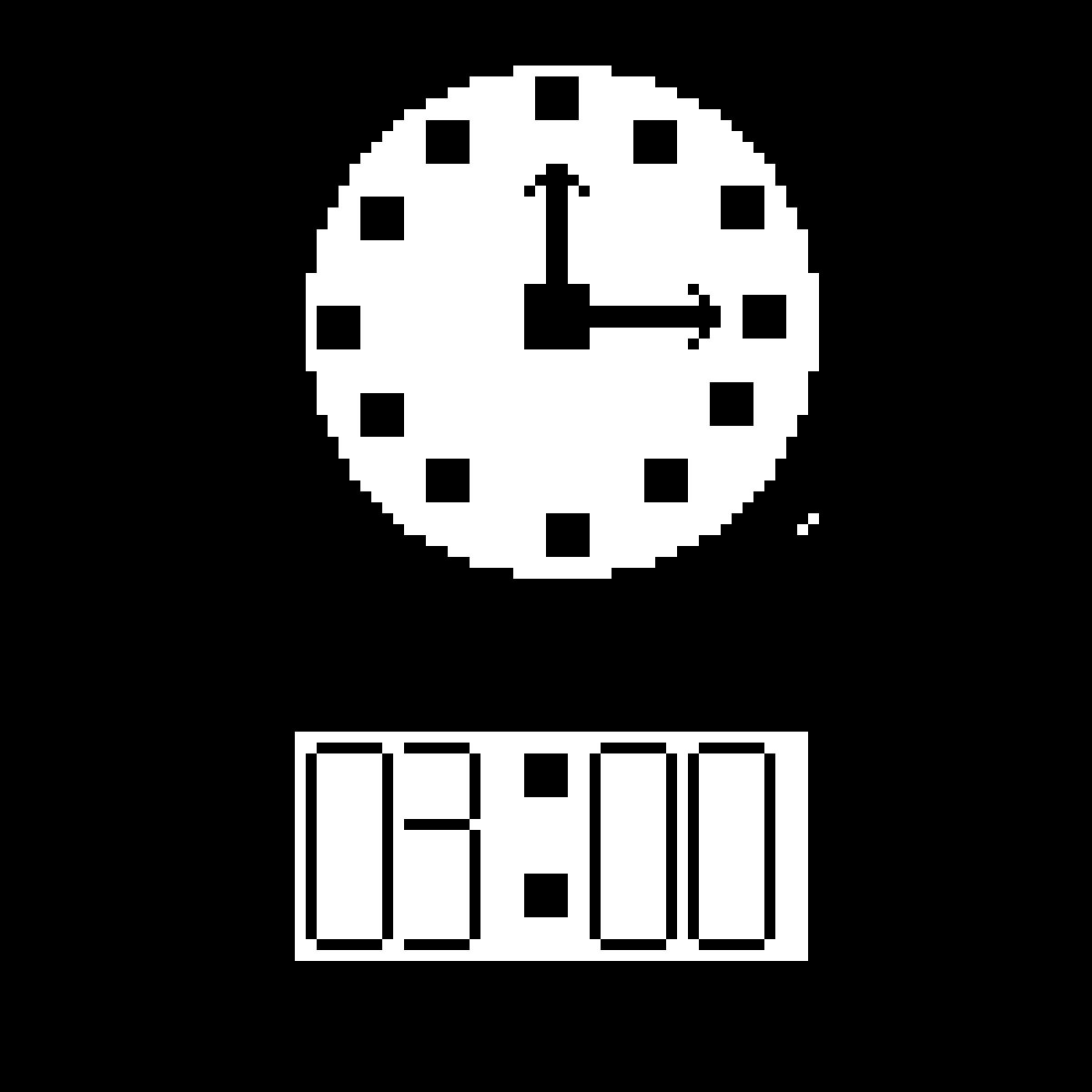 clock by sedge123