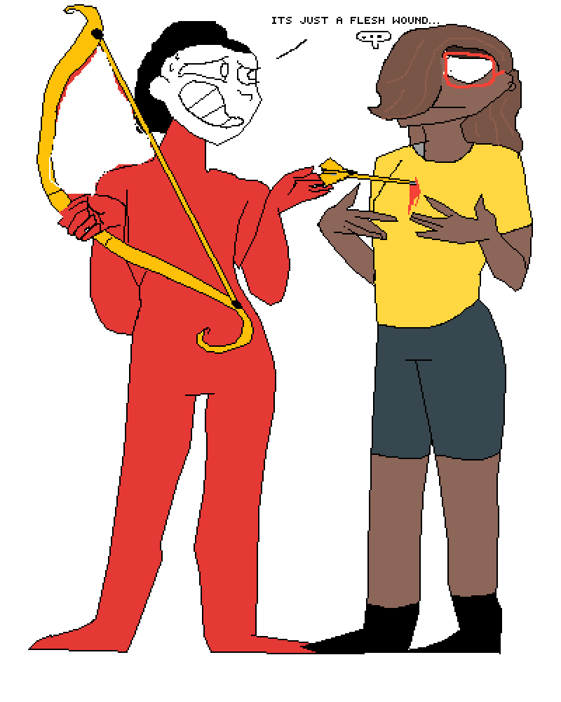 Cupid Mistakes by itsyugurllovlie