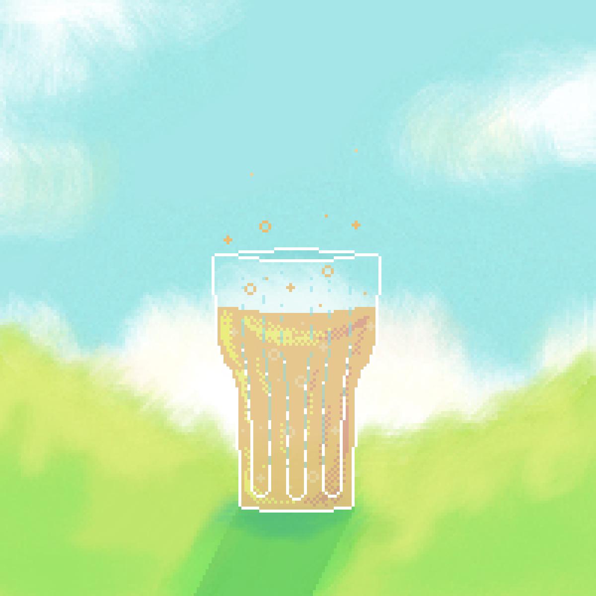orange juice by sub2pewds