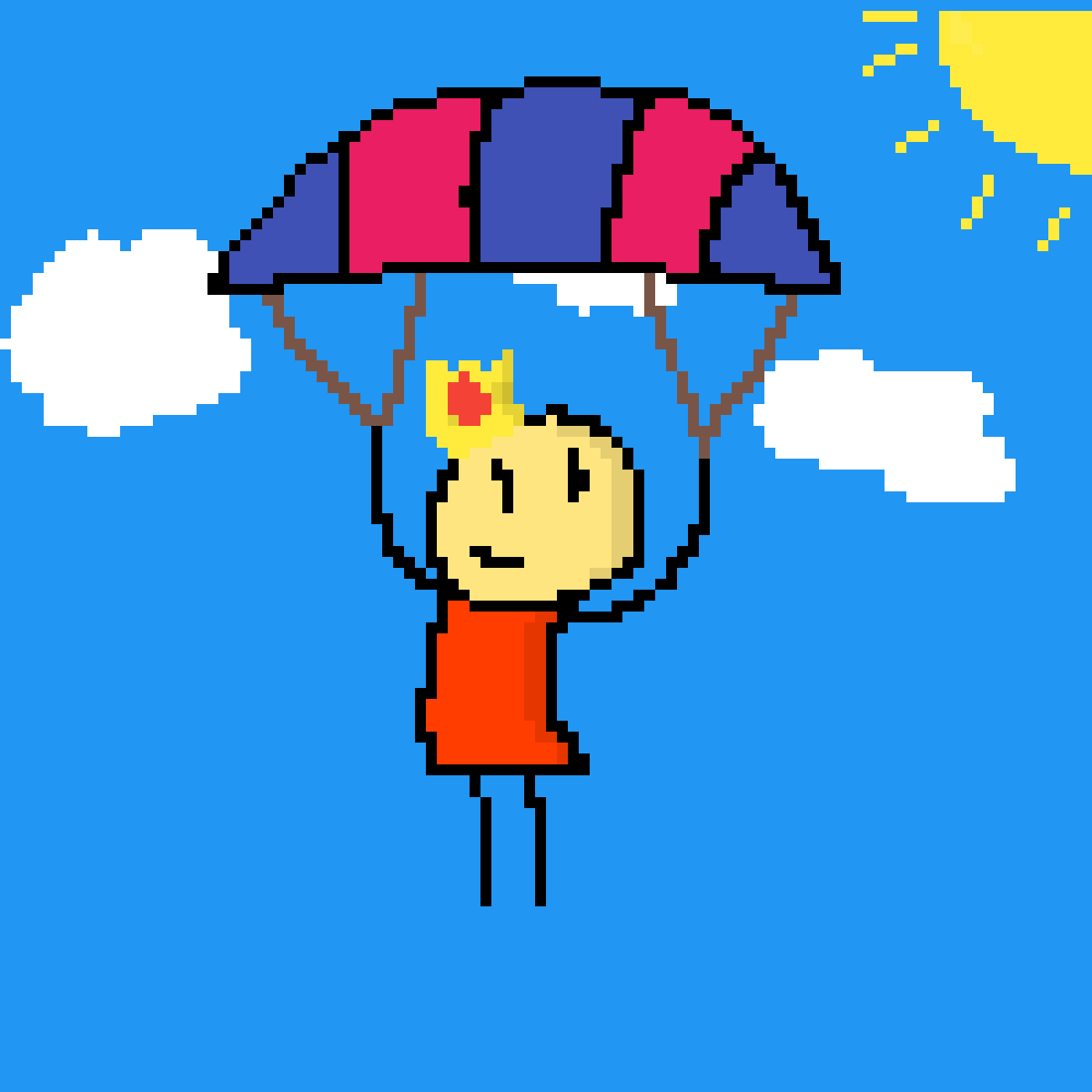 just a random drawin by superbob7567