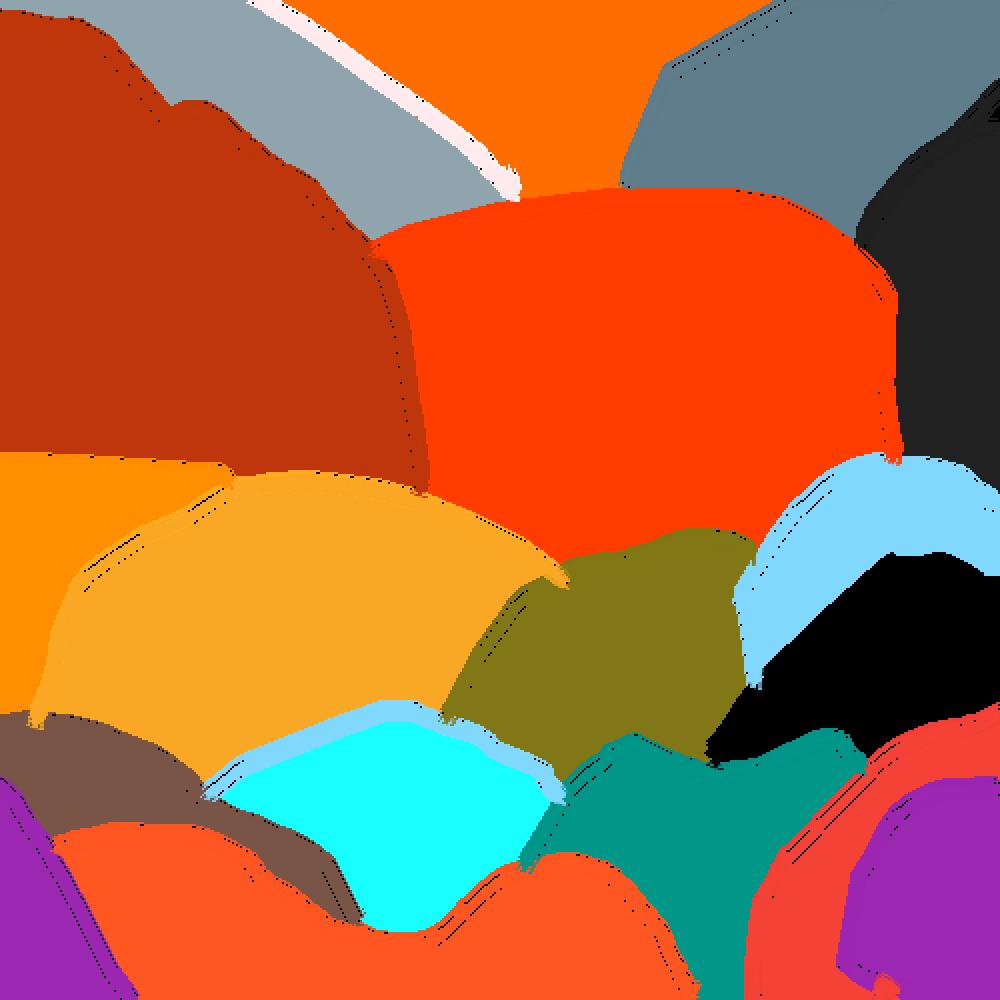 Colors by OrangeBowser039