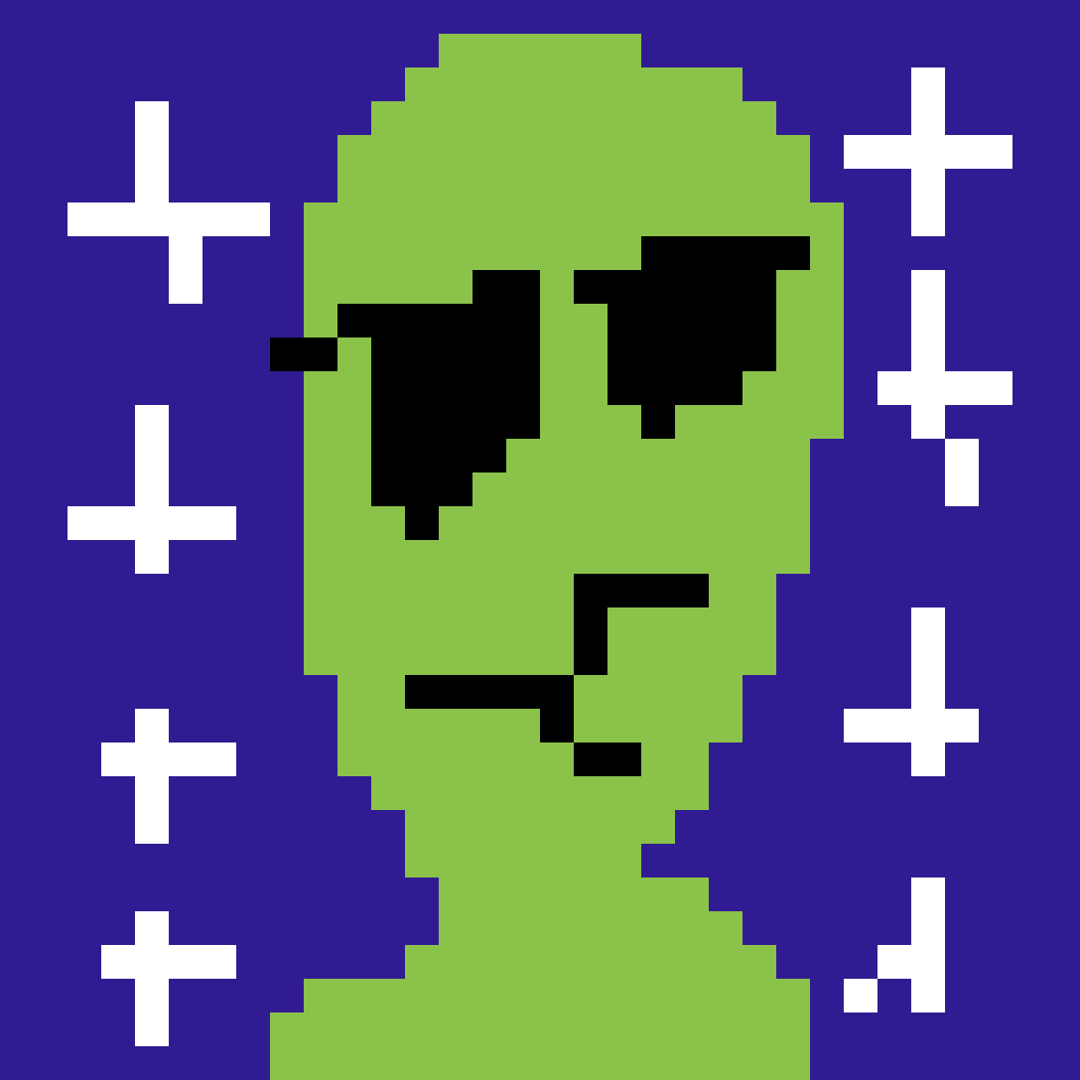 Alien by Savage-Art-Cat