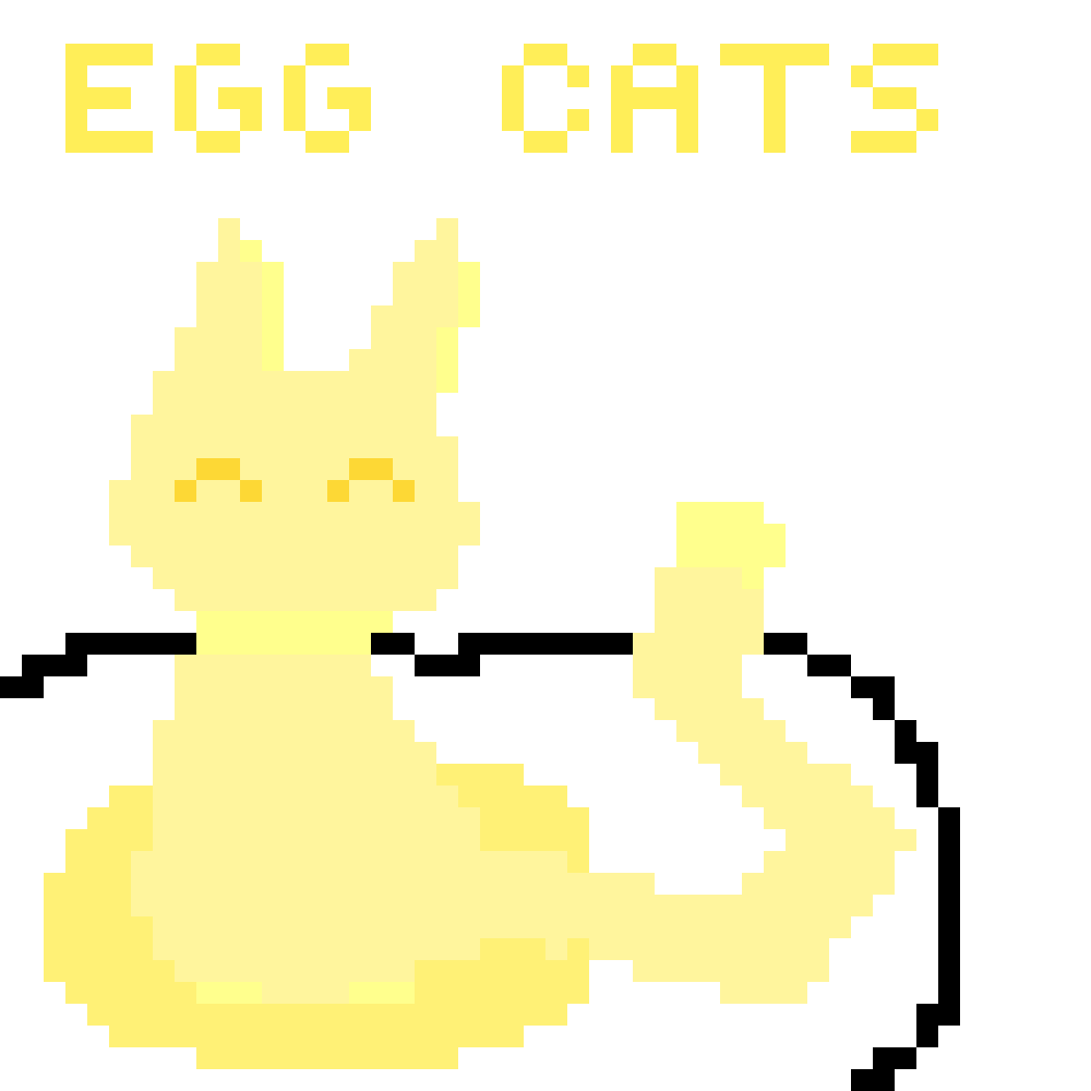 Egg Cats (New Species) by Yueun207