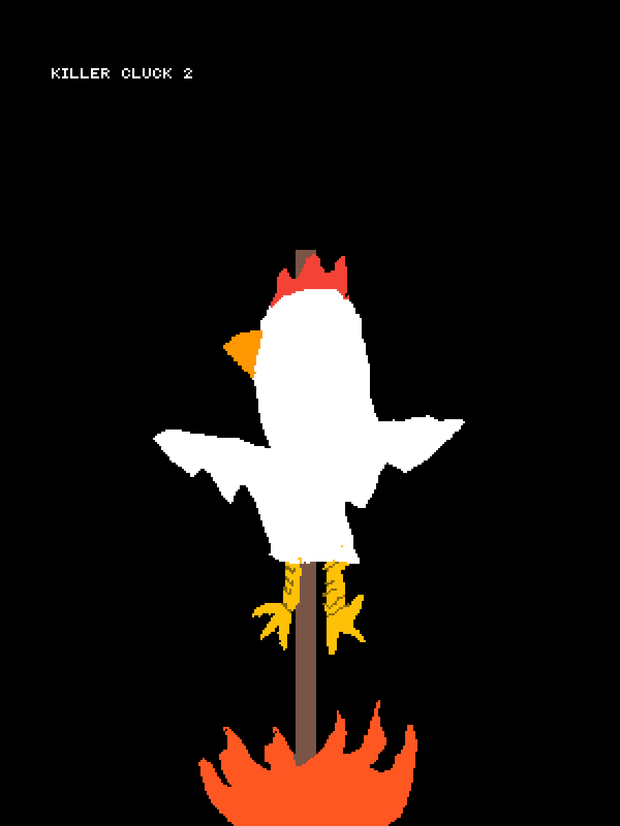 Killer cluck 2 by killer-cluck