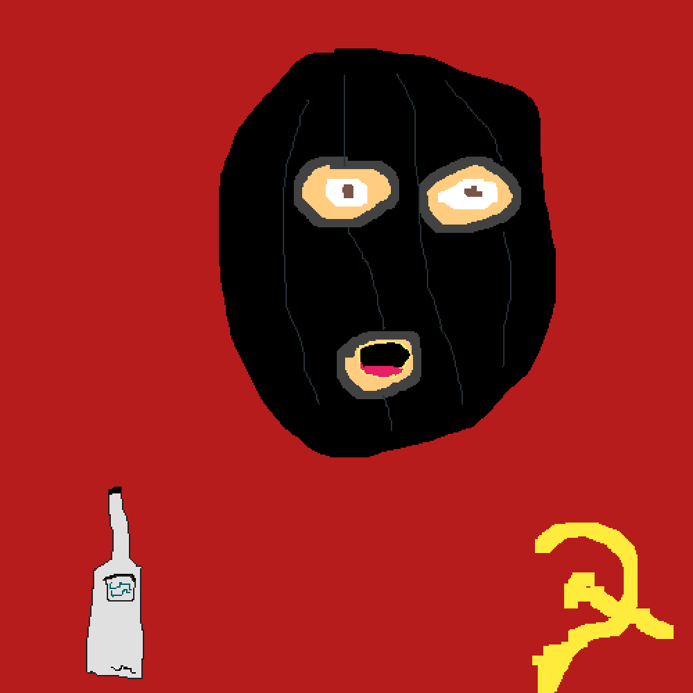 SLAV( ADD MORE RUSSIAN THINGS!!!!) by Fancy-Coach