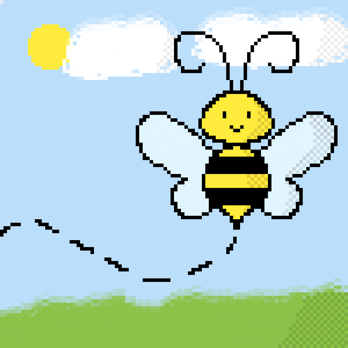 Bee by Hamilfan10