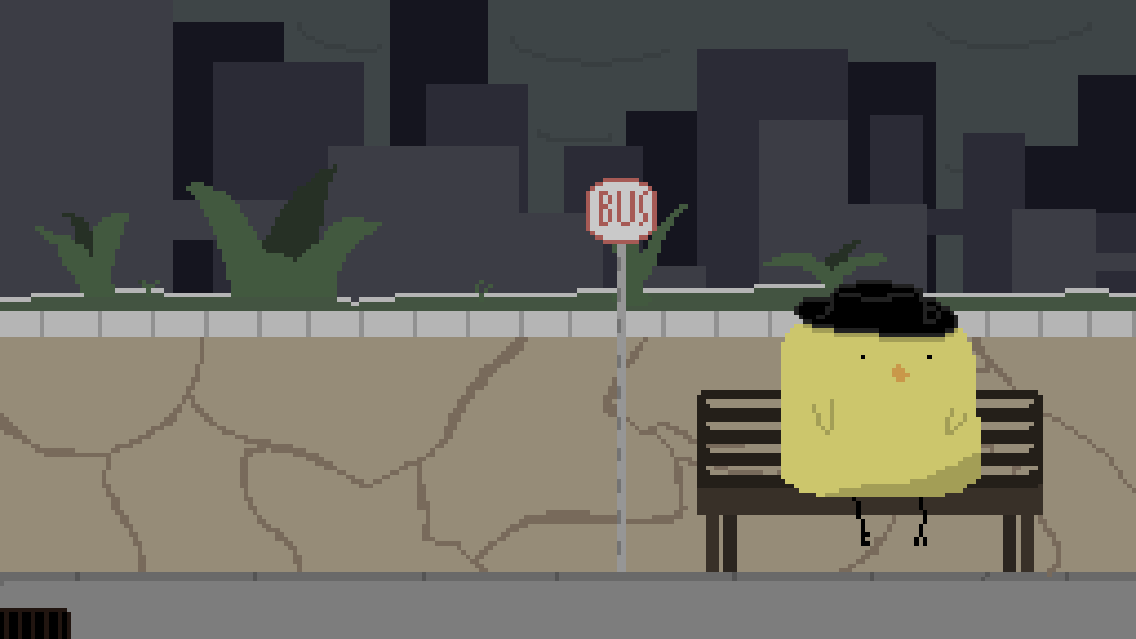 main-image-Bus Stop  by PixelBird