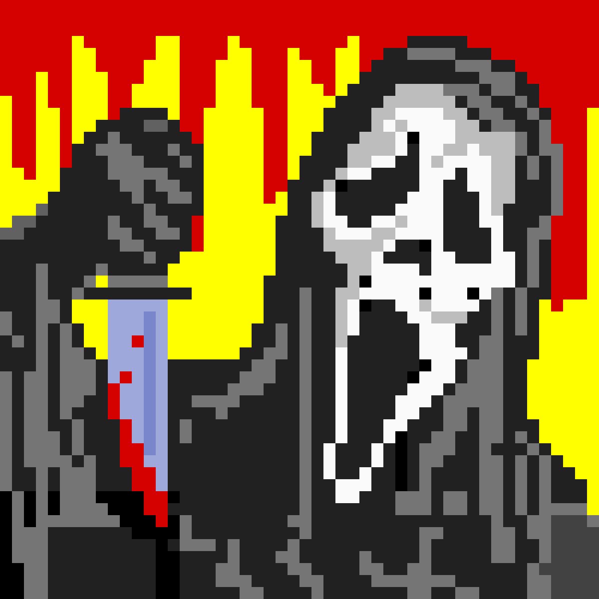 Scream by Neesh-8