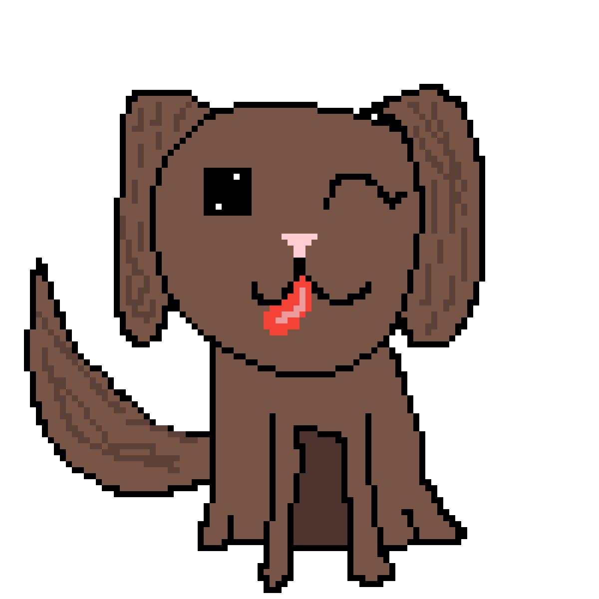 The Cutest Dog!  by hazelnutcream