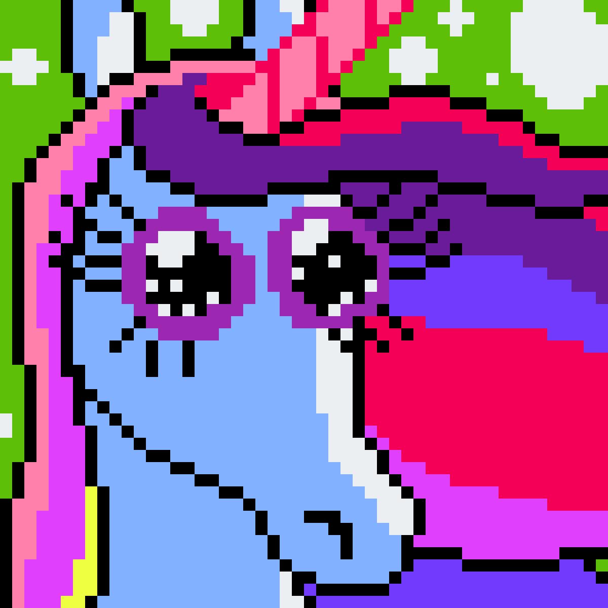 unicorn by ChanKing