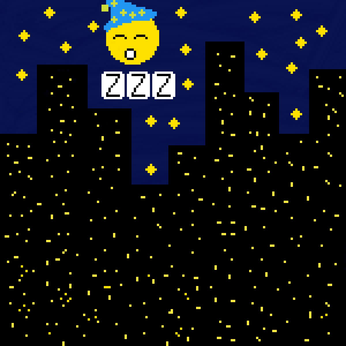 Good Night! by PixelGabi