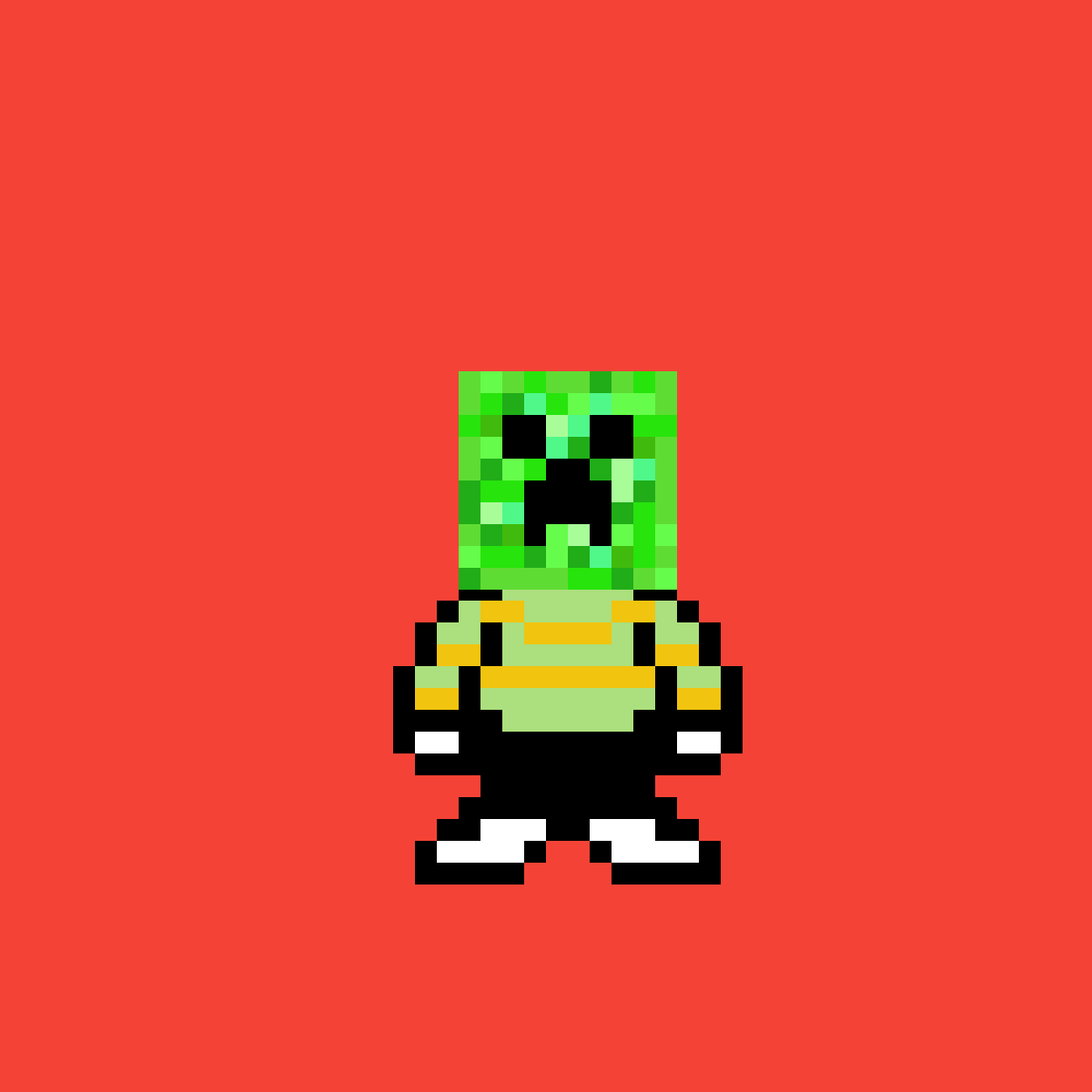 Asriel Creepurr by The-new-Joestar