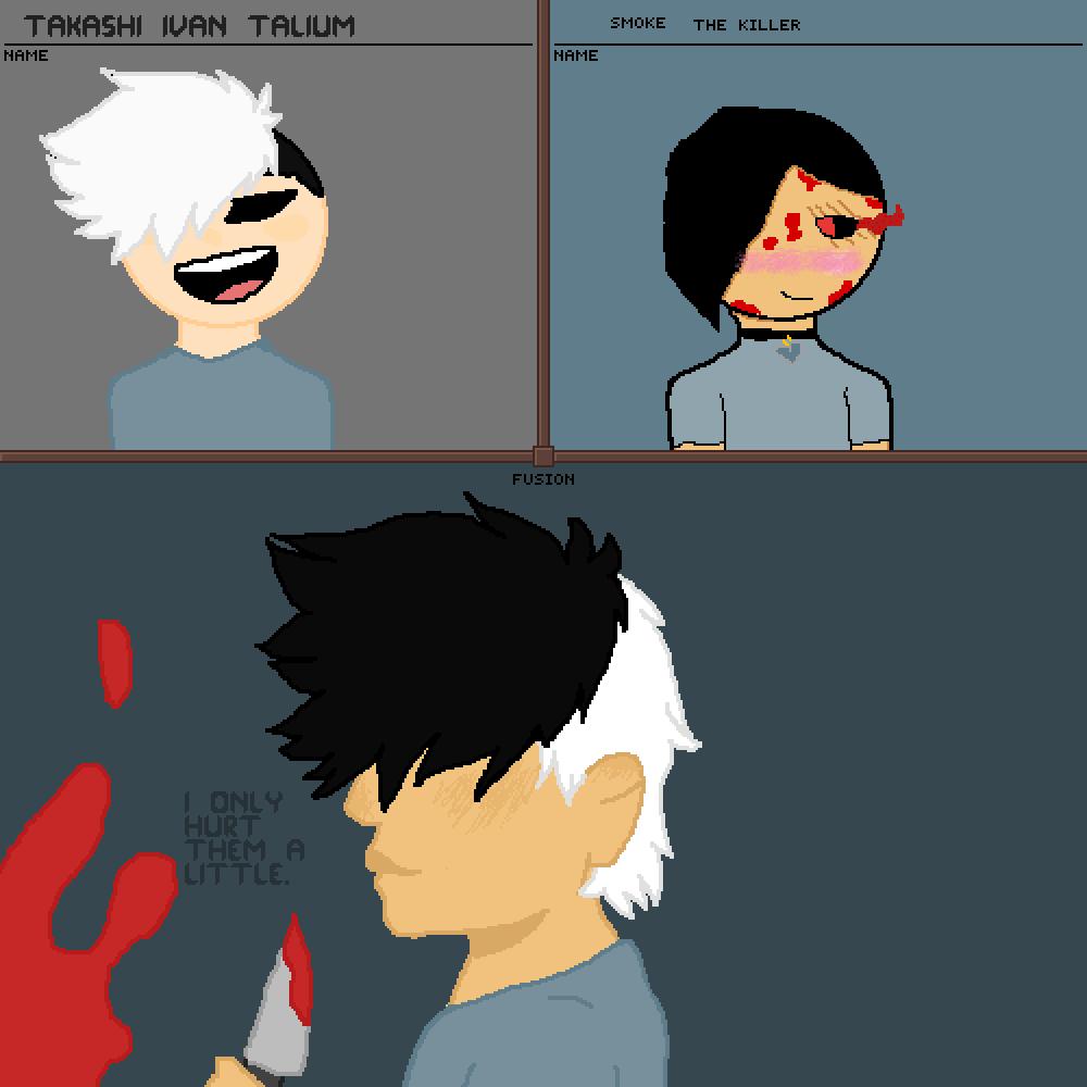 main-image-Tsh~ I didn't even hurt 'em.  by Unn0tic3d